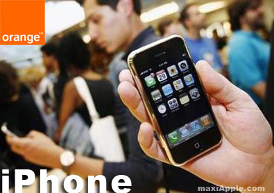 iPhone Orange iPhone : Tarifs officiels de lancement chez Orange