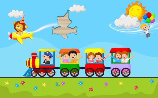 Educational Puzzles for Kids (Preschool) screenshot 7