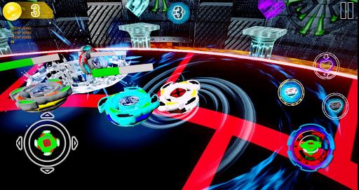 Spinner Chaos Battle  captures d'écran 2