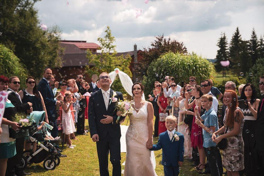 Wedding photographer Jan Liška (janliska). Photo of 30.03.2019
