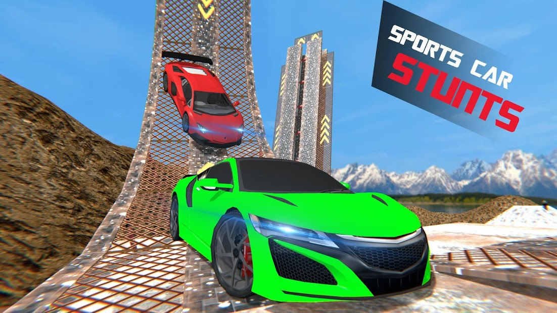 GT Car Stunts Extreme Racing 2020 Android App Screenshot