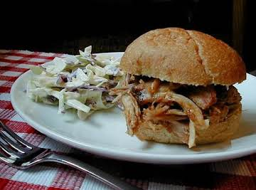 Unusually Awesome Pulled pork