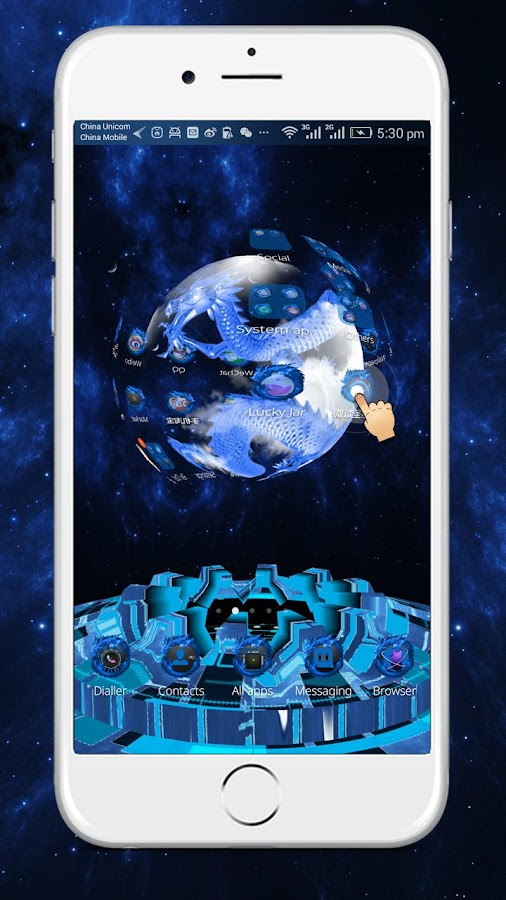 3d Wallpaper Cm Launcher Dragon On Ball 3d Theme Android Apps On Google Play