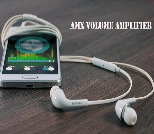AMX Volume amplifier ?? 1.0 screenshots 2
