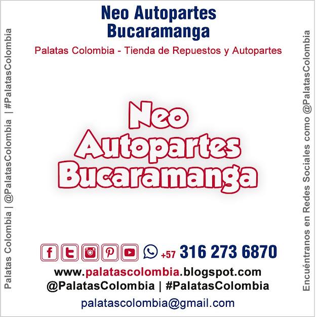 Neo Autopartes Bucaramanga