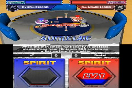 Game BeyBlade Evolution Trick - náhled