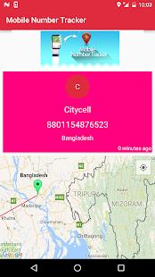 Caller ID Tracker - Bangladesh - náhled