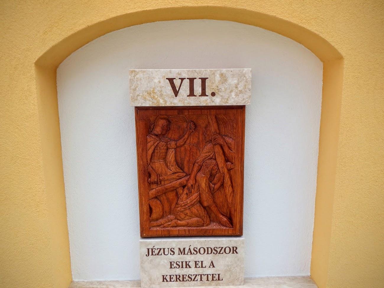 Zalaegerszeg - Mindszenty-kert és keresztút