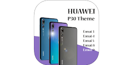 Download Huawei P30 Pro Launcher Theme and Icon Pack APK latest