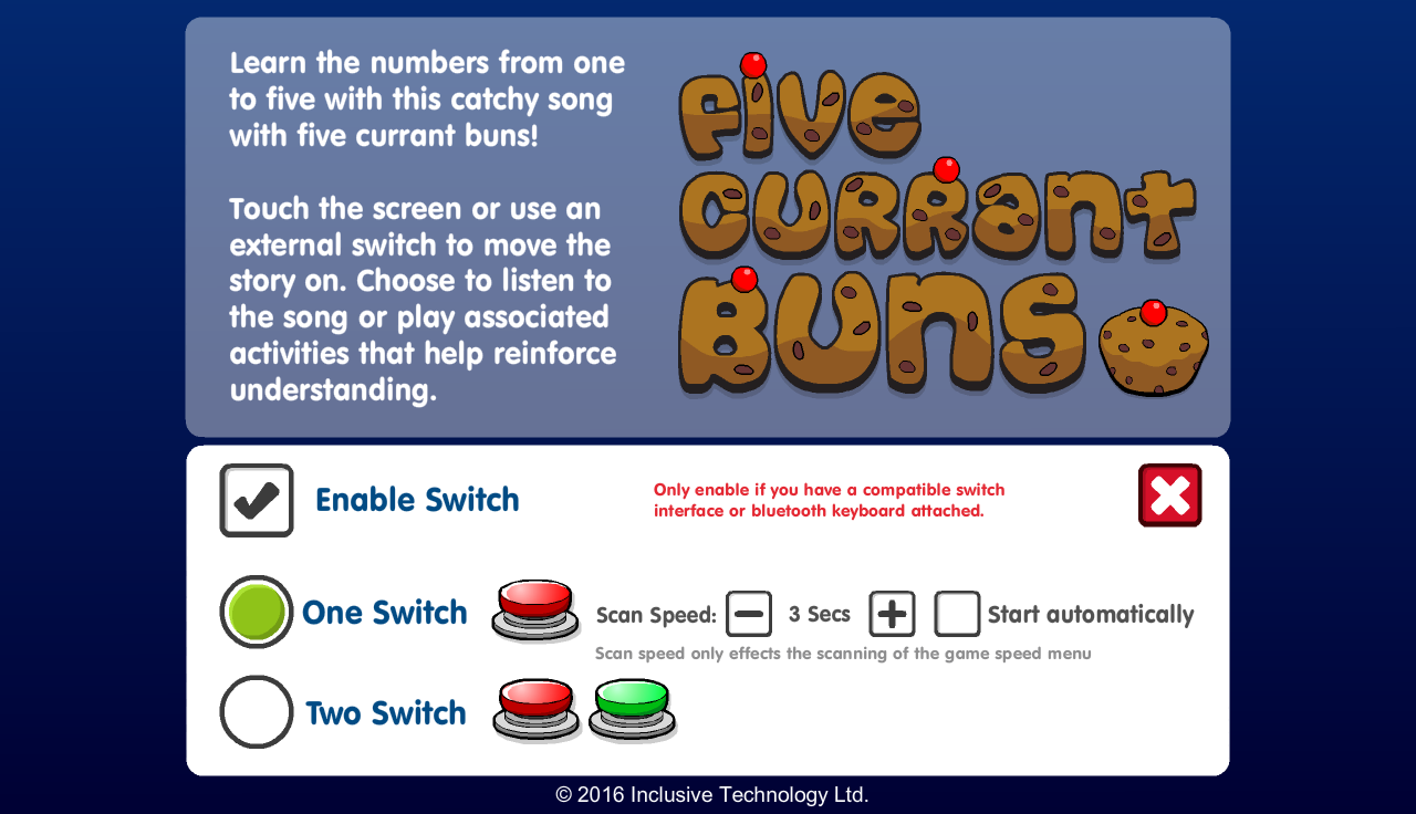 Five Currant Buns- screenshot