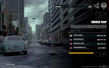 Photo: Site of the Day 22 July 2013 http://www.awwwards.com/web-design-awards/pan-pacfic-defense-corps
