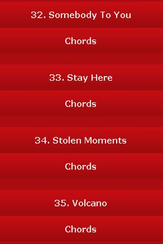android All Songs of The Vamps Screenshot 1