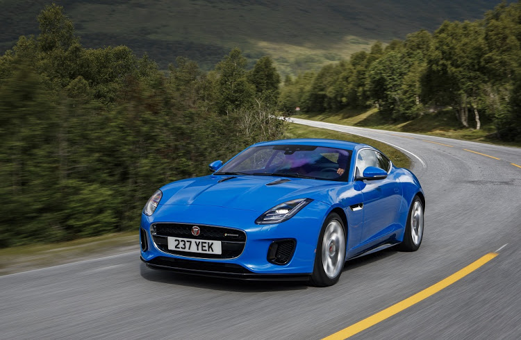 The Jaguar F-Type is now available with a 2.0l engine that still matches its character
