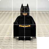 Slide Puzzle Lego Batman
