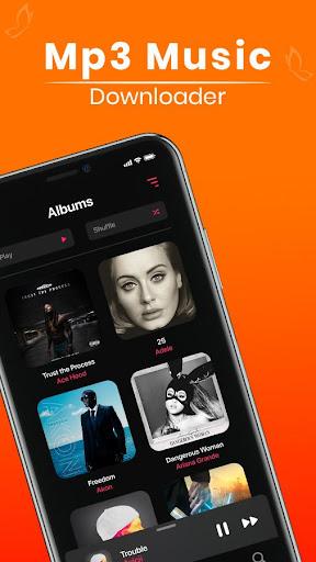 MP3 Music Downloader Free  screenshots 1