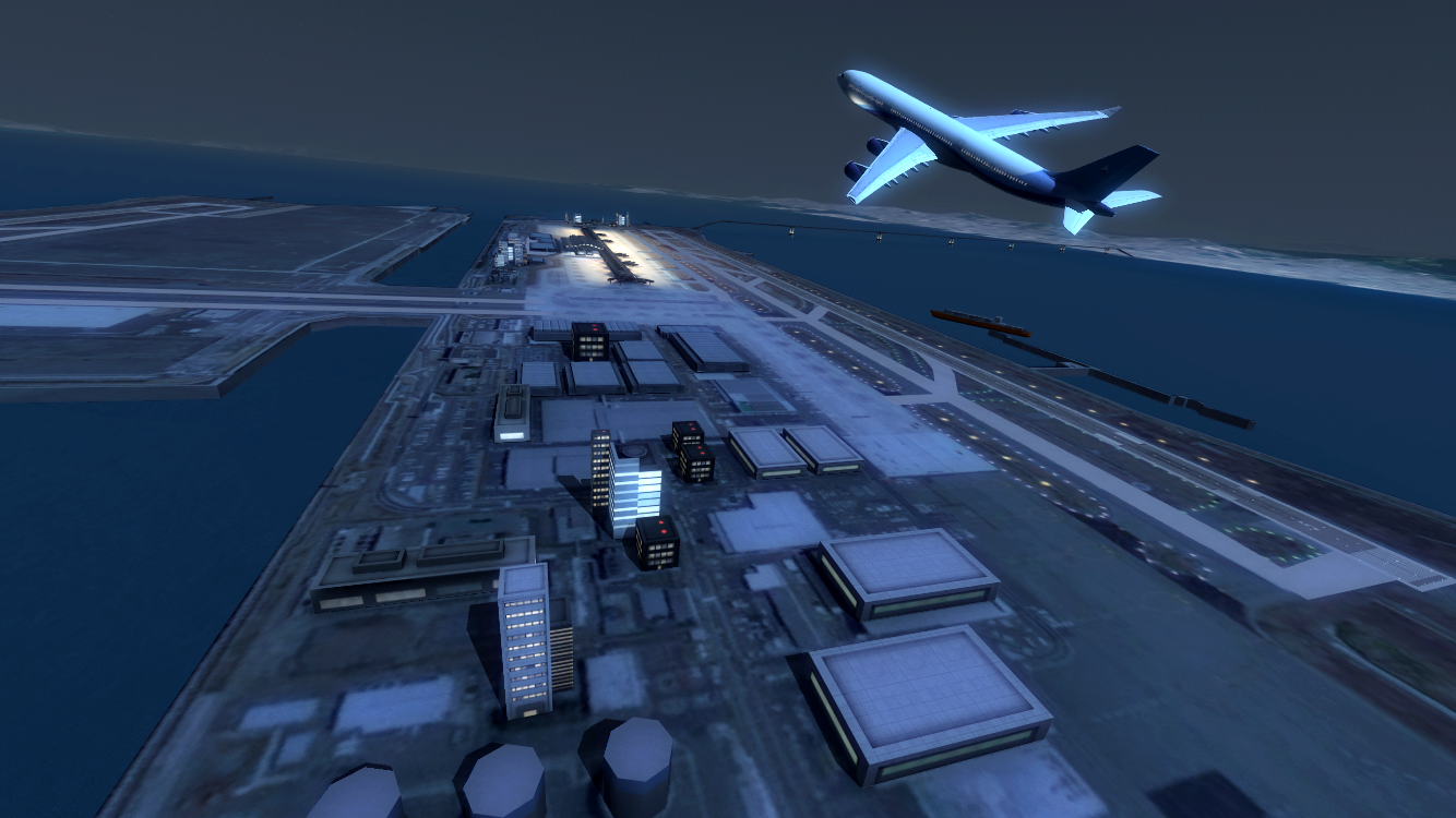 Extreme Landings - στιγμιότυπο οθόνης