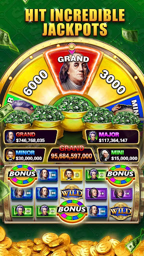 Screenshot for Ultimate Slots: 2019 Vegas Casino Slot Machines in United States Play Store