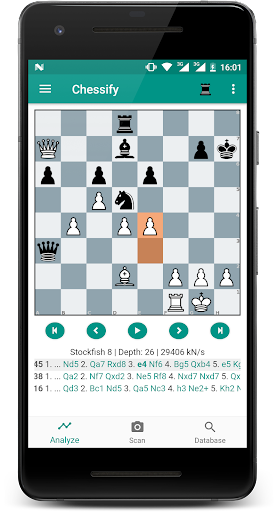 Chessify - Scan, Analyze, Play 2.97 screenshots 3