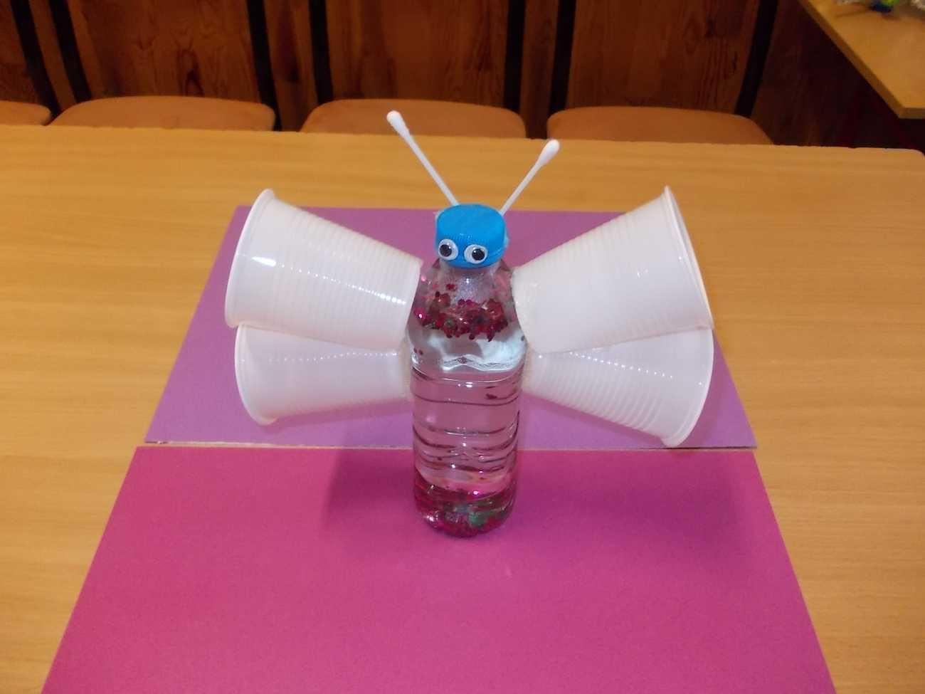 """Coś z niczego"""" - czyli zabawki z odpadów - Szkolne Blogi"""