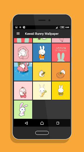 Kawaii Bunny Wallpaper screenshots 3