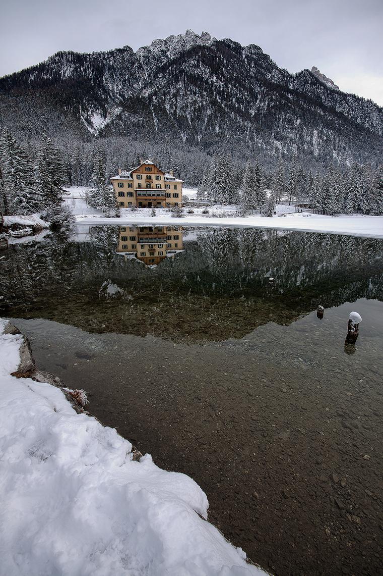 hotel al lago  di walterpavan