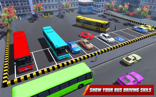 Tourist Drive Bus Parking Simulator 1.3 screenshots 3