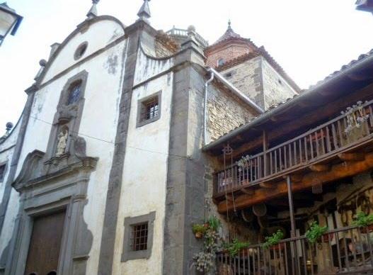 La iglesia de San Miguel