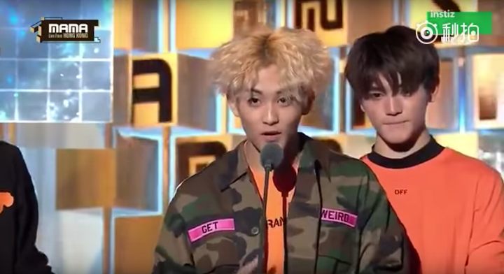 NCT Mark's Hair Is Damaged Beyond Repair After Endless Style Changes