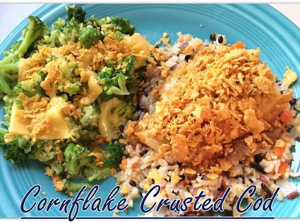 Cornflake Crusted Cod Recipe