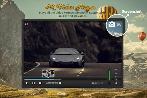 4K Video Player 1.2 screenshots 2
