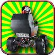 Game Fun Baby Run Car - Crazy Drive Adventure on Board APK for Windows Phone