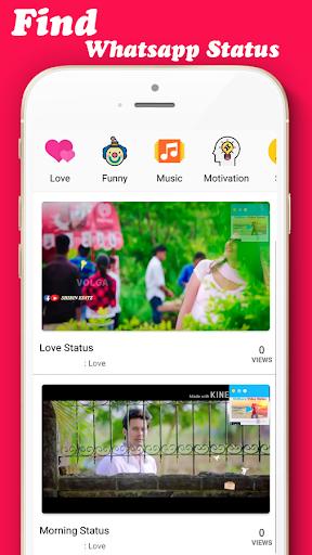 Download Vidshare Whatsapp Video Status Video Status Apk