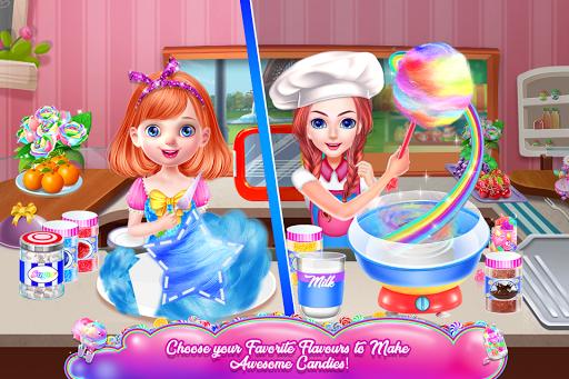 Download Cotton Candy Cooking & Decoration MOD APK 2