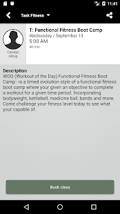 Task Fitness- screenshot thumbnail
