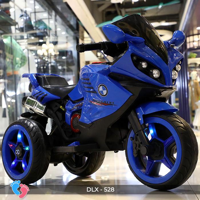 xe moto dien cho be DLX-528 4