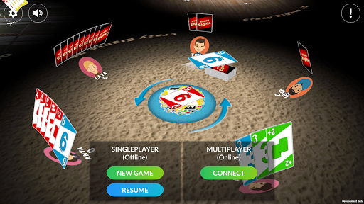 Crazy Eights 3D modavailable screenshots 5