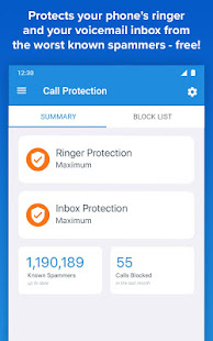YouMail Visual Voicemail, Spam & Robocall Blocker
