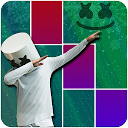 Marshmello 🎵 Piano Tiles Game APK