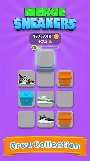 Sneakers zusammenführen! - Screenshots der Grow Sneaker Collection 3
