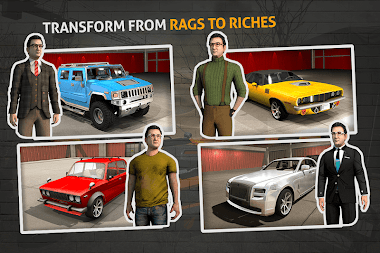Car Tycoon 2018 – Car Mechanic Game APK screenshot thumbnail 1