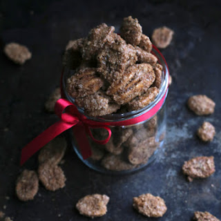 Holiday Spice Pecans