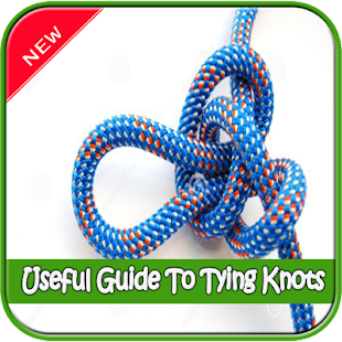 Useful Guide To Tying Knots - náhled