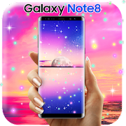 Live wallpaper for galaxy note 8 APK Descargar