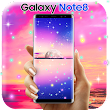 Live wallpaper for galaxy note 8