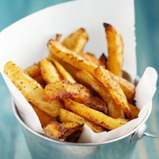 Oven Roasted French Fries.