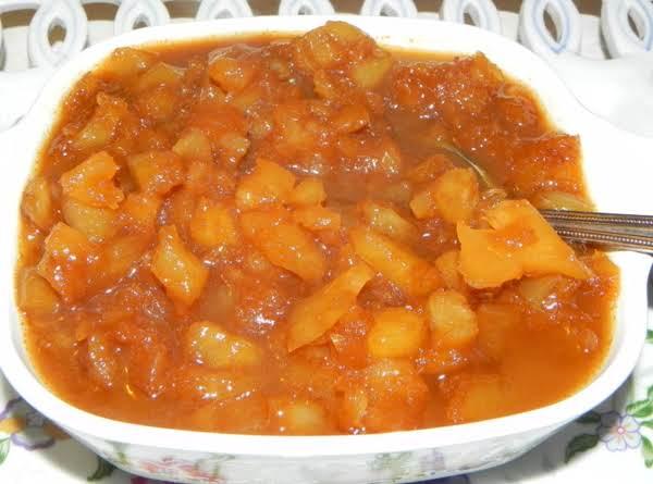Pineapple Sauce Recipe