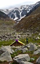 Photo: Dlaed camp