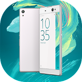 Theme for Xperia XA