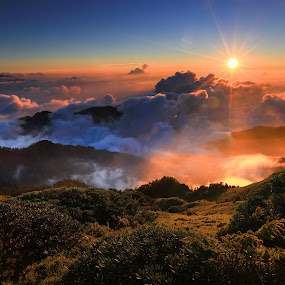 Taiwan Huanhuan sunrise by 曾 程泓 - Landscapes Sunsets & Sunrises