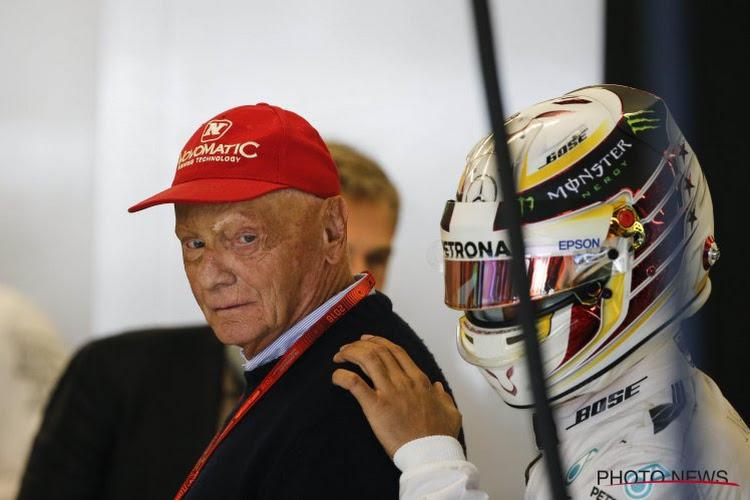 Eerbetuigingen aan Niki Lauda stromen massaal binnen